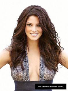 Ashley Greene; a strong argument could be made for most beautiful girl in the world. <3