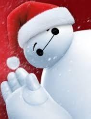 Related image Baymax, Nerdy, Disney, Christmas, Image, Xmas, Navidad, Noel, Natal