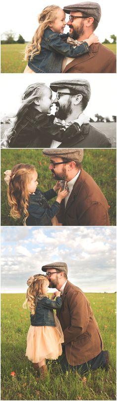 Family Photos/Father Daughter/Natural Light/Montgomery Area Photographer/Andrea Surak Photography