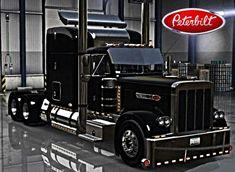 Peterbilt 379, Peterbilt Trucks, Show Trucks, Big Rig Trucks, Classic Tractor, Classic Trucks, Custom Big Rigs, Custom Trucks, Truck Signs