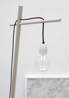 Design trade fair was held for the first time this year in Bella Center, Copenhagen. Lamp Design, Lighting Design, Design Design, Wood Floor Lamp, Diy Floor Lamp, Diy Light Fixtures, Lights Fantastic, Light My Fire, Furniture Plans