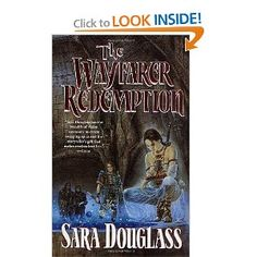 One of my ALL TIME Favorite authors 'Sara Douglass' If you want a book that you just can't put down pick up one of her books :)
