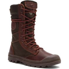Palladium women's tactical boot