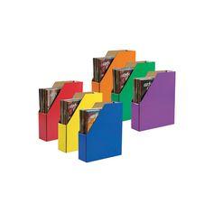 Pacon Corporation Classroom Keepers Magazine File Folder