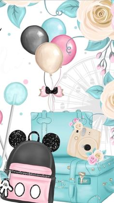 Mickey Mouse Wallpaper Iphone, Funny Iphone Wallpaper, Cute Disney Wallpaper, Tumblr Wallpaper, Cartoon Wallpaper, Mobile Wallpaper, Wallpapers Geeks, Pretty Wallpapers, Iphone Background Disney