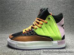0c1440d89b2c Women s Adidas Y-3 Y3 Skateboard Shoes Casual Sneakers Women Hot Sale  Q35202 Pink Green Brown