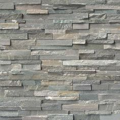 Image result for Deep Stacked Stone Wall Panel, Beach