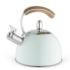 3L Stainless Steel Whistling Kettle Home Camping Excellent Trend Hot Autum