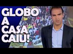 Desmascarando a manipulação da Globo, A farsa acabou!!
