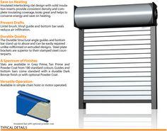 ... Rolling Door Wilcox door offers a complete line of Rolling Steel Doors - Service Door Industries - Wayne Dalton/Kinnear - Cookson Doors - Cornell Doors ...  sc 1 st  Pinterest & 25 best Rolling Steel Doors images on Pinterest   Steel doors ...