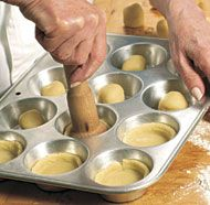 Sweet Tartlet Dough  10-1/8 oz. (21/4 cups) all-purpose flour 1/3 cup superfine sugar 1/4 tsp. table salt 1/2 lb. (1 cup) cold unsalted butter, cut into 1/2-inch cubes 1 large egg 1 large egg yolk 1 Tbs. cold water 3/4 tsp. pure vanilla extract