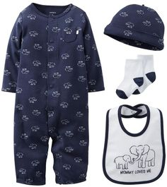 39d94cd47104 60 Best Baby Boy Elephant Clothing images