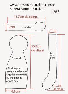 BONECA RAQUEL - ESPECIAL 20 mil INSCRITOS ~ BACALATE