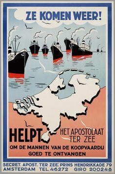 Apostolaat Ter Zee, 1946
