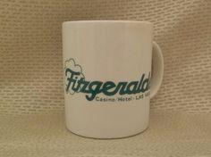 Fitzgeralds Casino Hotel Las Vegas Mug Coffee Cup - Closed Casino