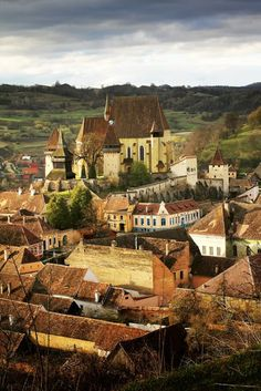 Transylvania, Romania. Home of Dracula???  Go to www.YourTravelVideos.com or just click on photo for home videos and much more on sites like this.