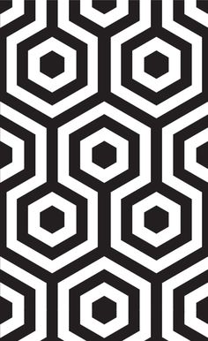 Paper pintat Hexágono, 1974 (reedició del Jaime Bermejo Paper i… Wallpaper For Sale, Pop Art Wallpaper, Pattern Wallpaper, Geometric Pattern Design, Pattern Art, Pattern Drawing, Wall Patterns, Textures Patterns, Cool Optical Illusions