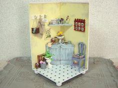 ドールハウス 小さな庭師の小屋