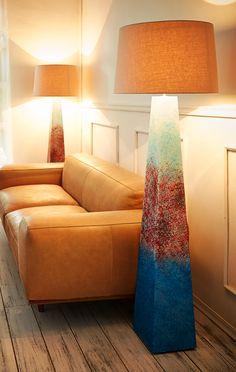 Coastal Floor Lamps And Beach Floor Lamps - Beachfront Decor Driftwood Furniture, Driftwood Lamp, Coastal Floor Lamps, Hamptons Decor, Beach House Decor, Home Decor, Bedroom Lamps, Interior Decorating, Flooring