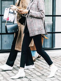 No One Should Ignore the Most Flattering Black Leggings in the World via @WhoWhatWearUK
