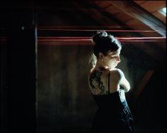 Sarah  #ishootfilm #filmisnotdead #kodak_photo #portra400 #tattooedgirls #tattoos #pentax67 #girlsonfilm #6x7 #kodakfilm by erikgrossphoto http://ift.tt/22jAUte