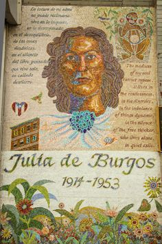 """este es uno de los famosos poemas de Julia de Burgoues se llama """"La locura de mi alama"""" . Este poema la respresentaba a ella en unas maneras."""