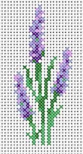 Výsledok vyhľadávania obrázkov pre dopyt kreuzstich lavendel