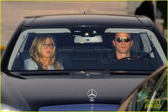 Jennifer Aniston & Justin Theroux: Barneys New York Shoppers!: Photo Jennifer Aniston and her fiance Justin Theroux head into Barneys New York to do some shopping on Saturday (December in Beverly Hills, Calif. Justin Theroux, Jennifer Aniston, Barneys New York, Photo Galleries, Stars, Gallery, Roof Rack, Sterne, Star