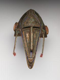 Marka Mask - Burkina Faso