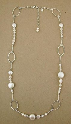 a3981f48c0bb2 1126 Best Pearl necklaces images in 2019