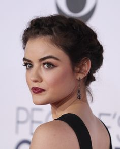 Lucy Hale just went BLONDE!