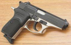 You're not bulletproof..., Bersa Thunder 380 (A small, lightweight pistol...