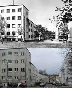 Art Deco, City, Warsaw, Cities, City Drawing, Art Decor