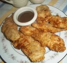Everyday Mom's Meals ~Southern Fried Chicken Tenders~ A quick and easy way to have fried chicken!