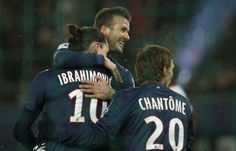 [FOTOS] El debut triunfal de David Beckham en el millonario Paris Saint Germain