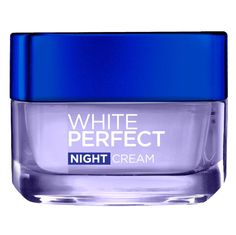 L'Oreal White Perfect Tourmaline Skin Whitening Night Cream 50ml 1.7oz #LOrealParis