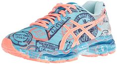Women's Gel-Nimbus 18 Nyc Running Shoe *** To view further for this item, visit the image link. (This is an affiliate link and I receive a commission for the sales) Asics Running Shoes, Asics Shoes, Shoes Sneakers, Gel Cushion, Workout Shoes, Asics Women, Running Women, Road Running, Athletic Shoes