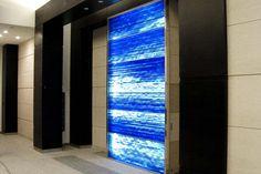 Ribbon glass in Japan