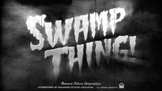 Photoshop: How to Make a Vintage, B-Horror Movie Title Design |via`tko Blue Lightning TV