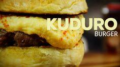 Hambúrguer com Farofa de Bacon e Creme de Queijo ft. Quatro Patas - Sanduba Insano - YouTube