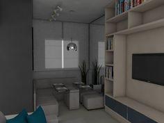 Salas Estar e Jantar  Apartamento  Sorocaba - SP