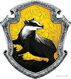 Hufflepuff Logo