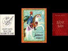 Petőfi Sándor: János vitéz - Hangoskönyv Children's Literature, Cover, Books, Film, Movie, Libros, Film Stock, Book, Cinema