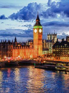 Big Ben, London - europe by easyJet