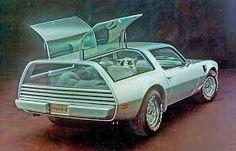 """Random Car Review: Pontiac Firebird """"Type K"""" Concepts"""