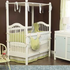 Newport Cottages Haven Crib. @Layla Grayce #laylagrayce #nursery #furnishings