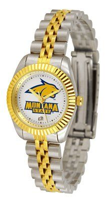 Montana State University Bobcat Executive - Ladies - Women's College Watches by Sports Memorabilia. $143.45. Makes a Great Gift!. Montana State University Bobcat Executive - Ladies