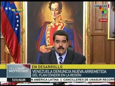 Nicolás Maduro: América Latina enfrenta un nuevo Plan Cóndor