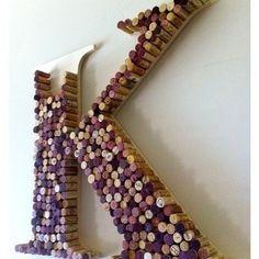 Wine-cork storage