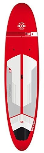 BIC Sport ACE-TEC Performer #Sup Stand Up Paddleboard| Gloss Red/White/Grey| 11'6 #paddleboarding